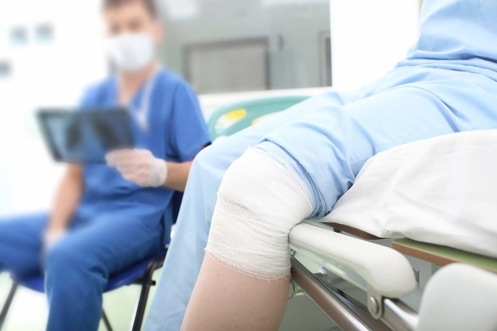 Columbia South Carolina Knee Injury Attorney