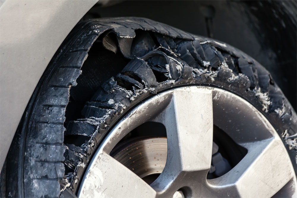 defective tire lawsuit South Carolina