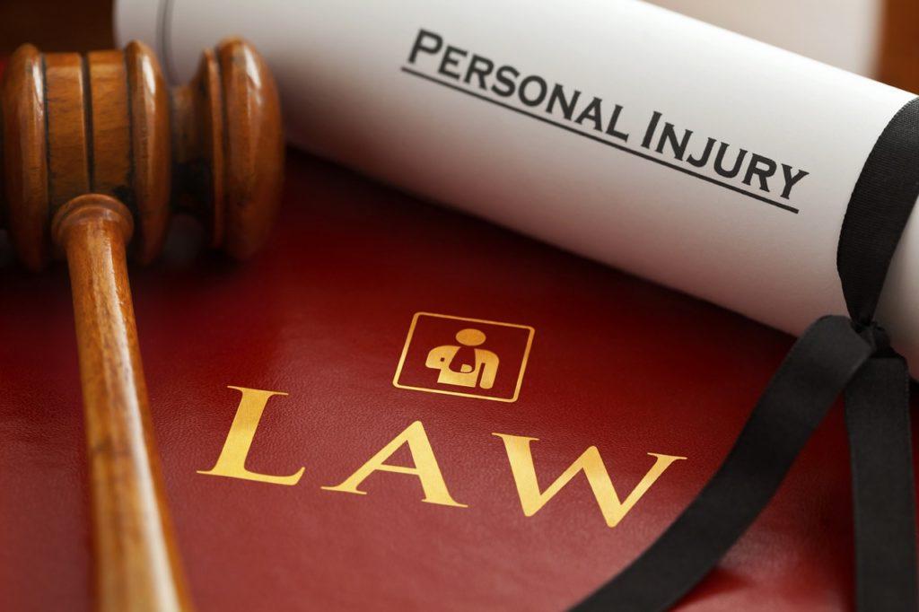 personal injury claim Lugoff, SC