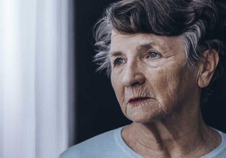 Nursing home stealing from an elderly